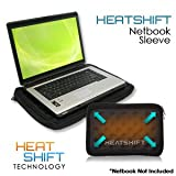 HeatShift CoolGuard Netbook Sleeve - Black (HSN10A)