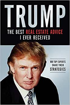 Flip to back flip to front for Donald trump favorite books