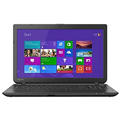 Toshiba Satellite C50-B P0010 15.6-Inch Laptop (Carbon Black) without Laptop Bag