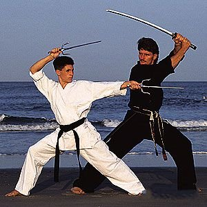ProForce 10oz. Traditional Karate Uniform Poly/Cotton Uniform Traditional Drawstring Pants Size 4 White from ProForce