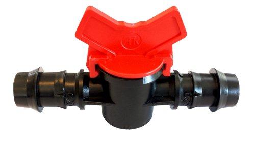 Absperrhahn-fr-20mm-Schlauch-Ventil-Regler-34-Zoll-regelbar-Sperrventil-Garten-Wasser