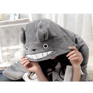 Totoro Cosplay Cloak My Neighbor Totoro Cloak