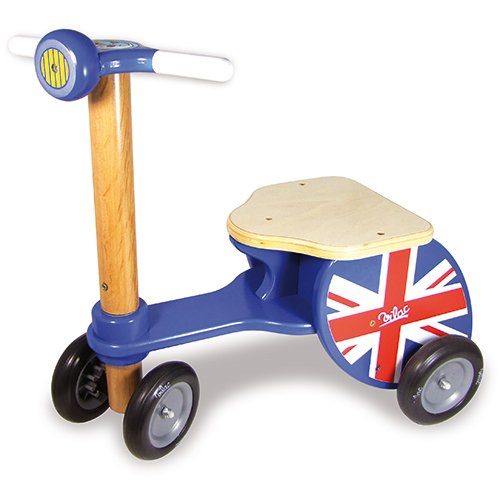 Vilac Union Jack Scooter Tricycle