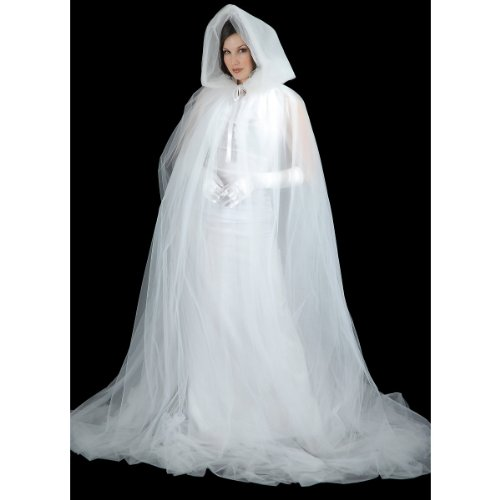 Ghost Cape Costume