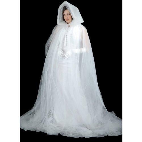 Ghost Cape Costume