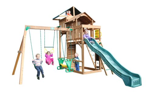 Auburn Hills Swing Set back-174809