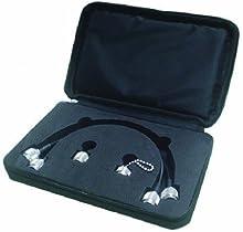 GW Instek GKT-003 - Juego de 4 utensilios para analizador de espectro (con puente de pérdidas de retorno)