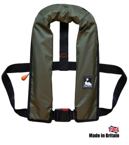 Harveys Lightweight Automatic 150N Fishing Lifejacket