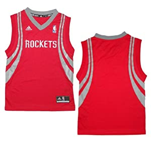 NBA HOUSTON ROCKETS Youth Pro Quality Athletic Jersey Top by NBA
