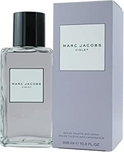 Marc Jacobs Violet By Marc Jacobs For Women, Eau De Toilette Spray, 10-Ounce Bottle