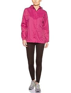 Gelert Women's Rainpod Jacket - Cassis, Size 8