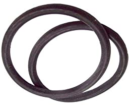 Hoover Convertible Upright Vacuum Replacement Round Belts 2 Pk Part # 049258AG by Hoover