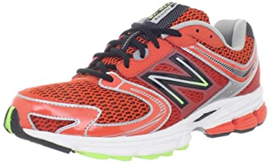New Balance - Mens 770v3 Stability Running Shoes, UK: 6.5 UK - Width D, Cherry Tomato with Black
