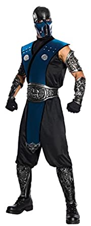 Rubies Mens Tv & Movie Characters Subzero Theme Party Fancy Costume