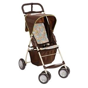 Cosco Deluxe Comfort Ride Stroller, Kontiki