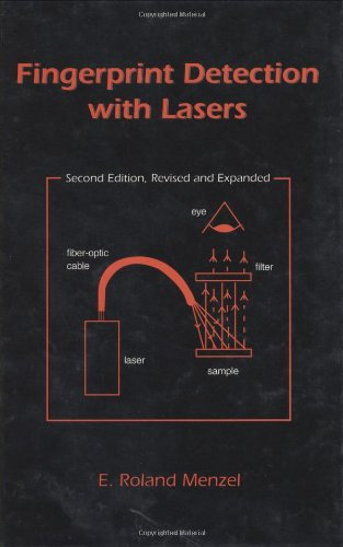 Fingerprint Detection with Lasers, Second Edition,