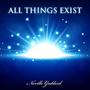 All Things Exist Audiobook
