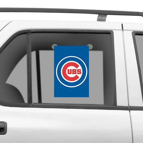 MLB Chicago Cubs Garden Window FlagB001D11L2Q
