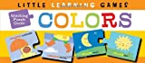 img - for Matching Puzzle Cards: Colors (Little Learning Games: Matching Puzzle Cards) book / textbook / text book