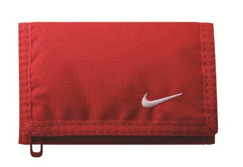 NIKE portafogli BASIC WALLET rosso