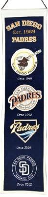 MLB San Diego Padres Heritage Banner