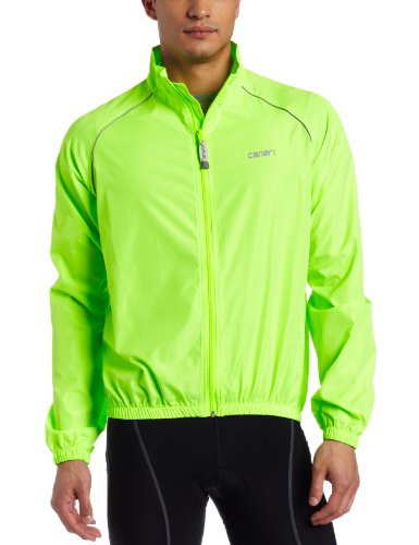 Buy Low Price Canari Cyclewear Men's Velo Shell (1789-RD)
