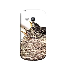 EPICCASE Premium Printed Back Case Cover With Full protection For Samsung Galaxy S3 Mini (Designer Case)