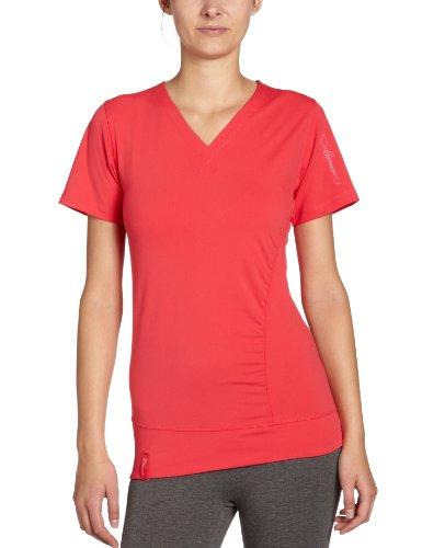 SALOMON donna T-shirthisper II, Rosso (rosso), M