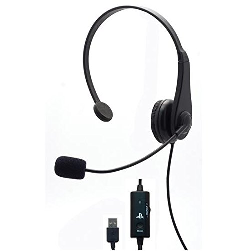 Ps3 Chat Headset Designed For Playstation 3