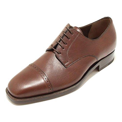 3459G scarpa uomo marrone FRATELLI ROSSETTI calzatura shoes men [6]