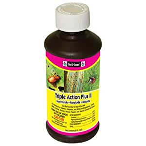 Ferti-Lome Triple Action Plus Ii Insecticide Multiple Insects Pyrethrins