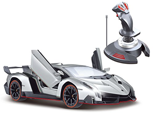 Holy Stone 2962A RC Car Lamborghini Veneno Diecast Model with Gravity Sensor Function Remote Control Toy for Kids and Children Includes Bonus Battery (Drifting Rc Car compare prices)