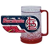St. Louis Cardinals Crystal Freezer Mug