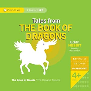 Tales from The Book of Dragons Audiobook