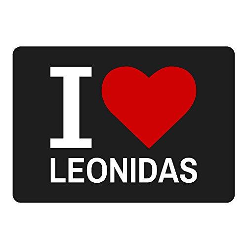 mousepad-classic-i-love-leonidas-schwarz