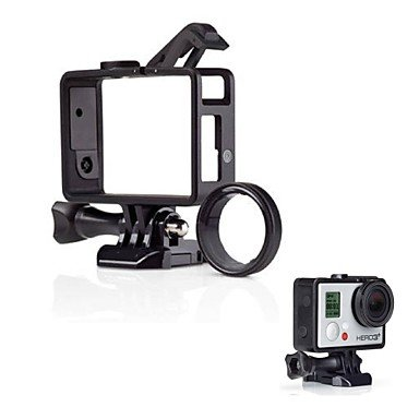 Ty G-476 Portable Fixed Frame Case W/Bacpac Installation Elongated+30Mm Filter Arm For Gopro Hero 3/3+