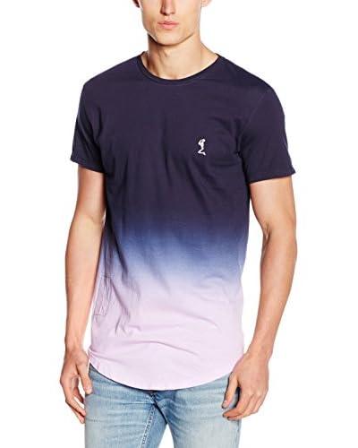 Religion T-Shirt blau