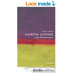 Martin Luther: A Very Short Introduction (Very Short Introductions)