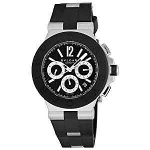 Bvlgari Men's BVL101635 Diagono Chronograph Watch
