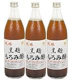 黒麹もろみ酢 (有糖) 900ml*メイワ薬粧