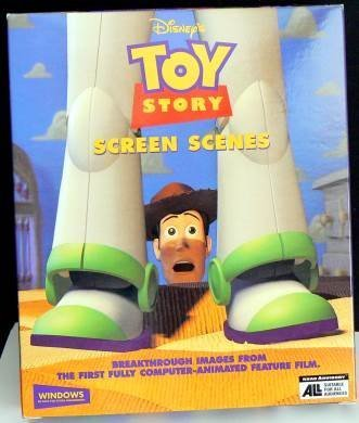 TOY Story Screen Scenes