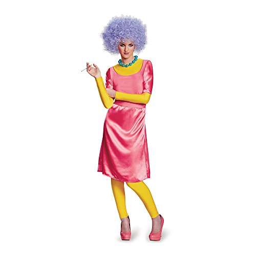 Disguise Women's Patty Deluxe Adult Costume