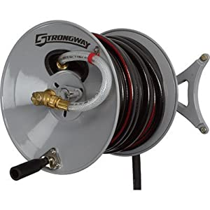 strongway wall mount garden hose reel - Best Garden Hose Reel