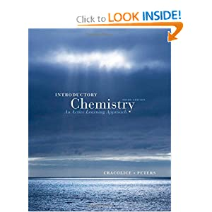 Introductory Chemistry: An Active Learning Approach  by Mark S. Cracolice
