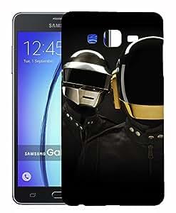 XUWAP 3d printed Designer Hard Back Case For Samsung Galaxy On7 Design-10092