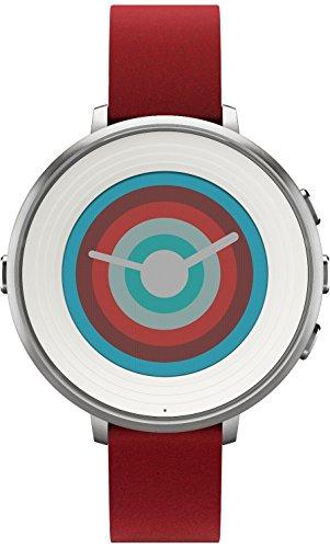 pebble-time-round-smartwatch-in-cassa-dargento-cinturino-in-pelle-20-mm-argento-marrone