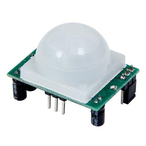Buy Bargain 5x Pyroelectric Infrared PIR Motion Sensor Detector Module