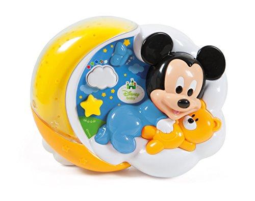 Clementoni 17108 - Baby Mickey Proiettore Magiche Stelle