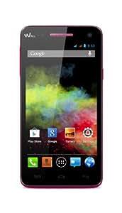 Wiko Rainbow Smartphone Bluetooth Android 4 Go Fuschia