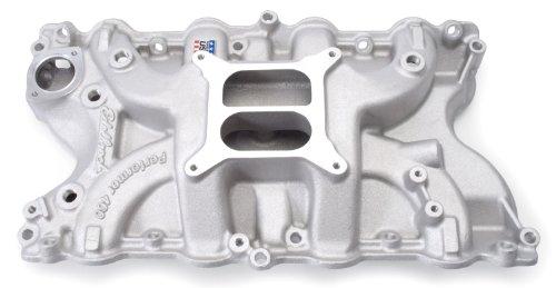 Edelbrock 2166 BBF Performer Manifold - 429-460 (Edelbrock Ford Intake compare prices)